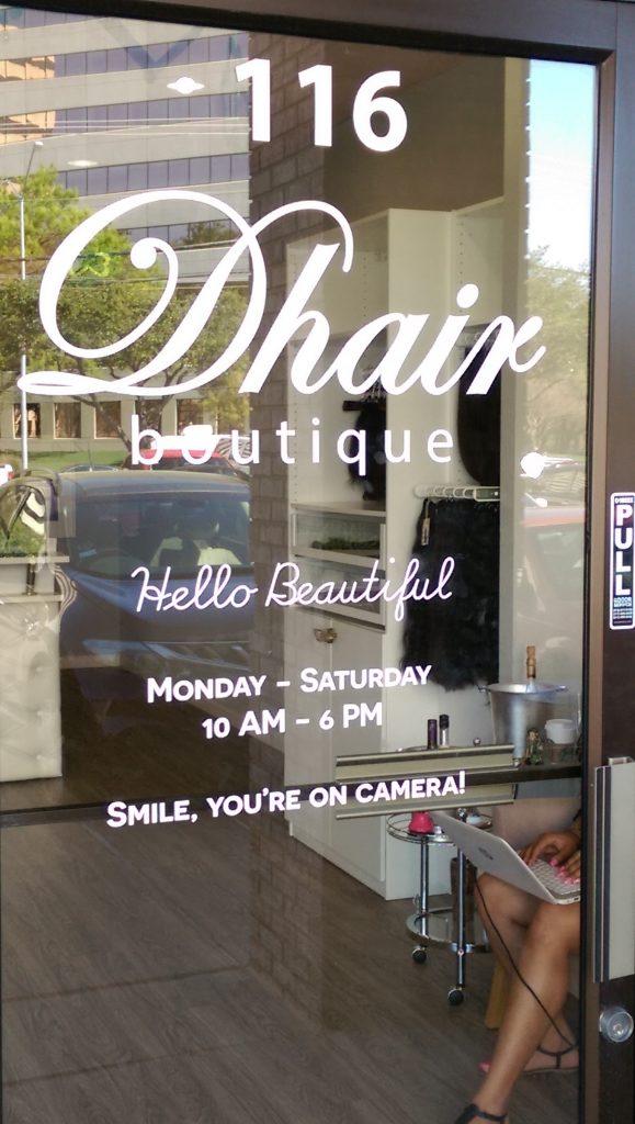 door marketing example